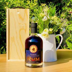 Alnwick Dark Rum Hamper