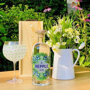 The Northumberland Hepple Gin Hamper