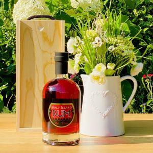 Holy Island Rum Box