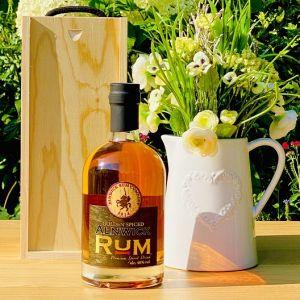 Alnwick Spiced Rum Hamper