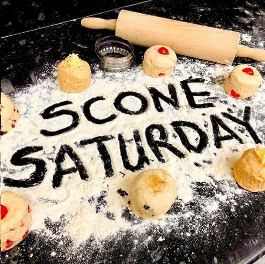 The Home of Scone Saturday