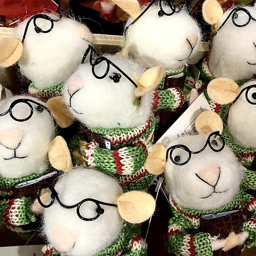 Mice with Glasses