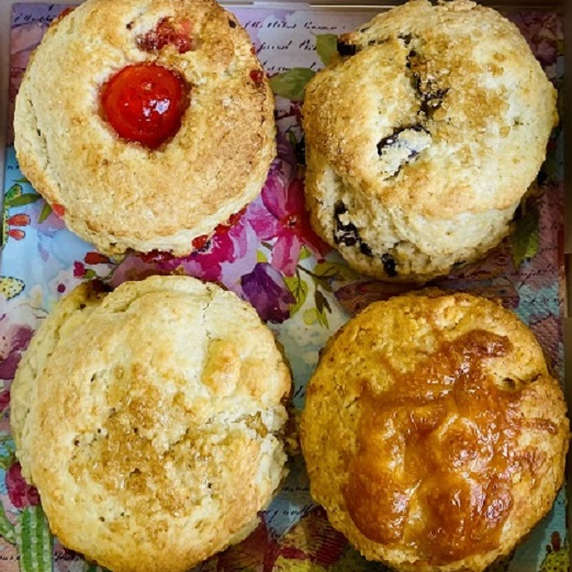 scone selection
